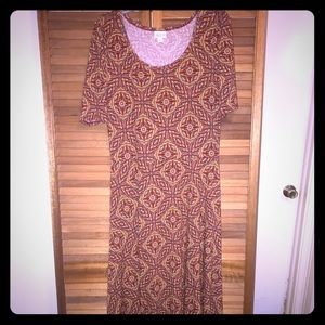 Lularoe Ana Dress XL